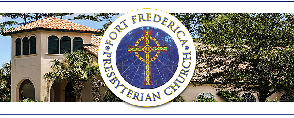 Fort Frederica Presbyterian Church A Presbyterian U S A Church