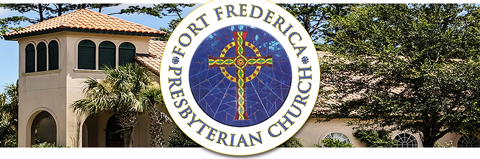 Fort Frederica Presbyterian Church